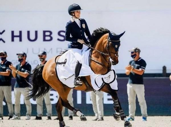 Tokyo Olympics: Bruce Springsteen's Daughter Jessica To Debut With USA's Equestrian Team