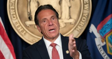 """New York Governor Andrew Cuomo """"Sexually Harassed Multiple Women"""": Attorney General"""