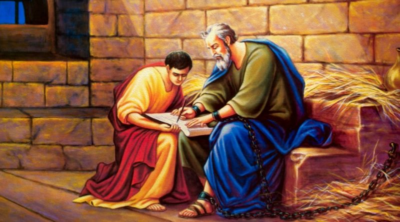 Shipwrecks, Prisons & Divisions: Was Paul a Missionary Failure?