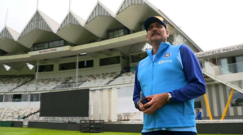 Ravi Shastri Corona positive:4 members of support staff including head coach in isolation, but the fourth test between India-England was not stopped