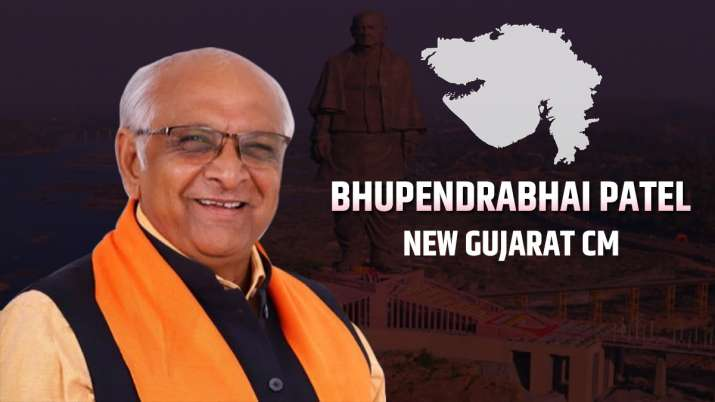 Surprise Candidate Bhupendra Patel Is New Chief Minister Of Gujarat