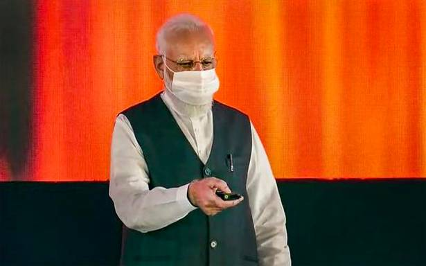 PM Modi To Launch Industry Body Indian Space Association On October 11