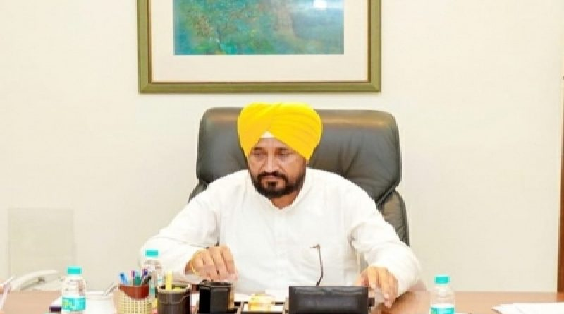 Punjab Chief Minister Seeks Permission To Visit UP After Violence